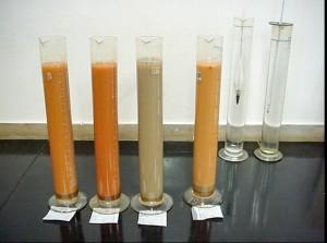 Ensaio de granulometria por sedimentação (wikipidea)